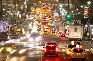 Urban Traffic In New York